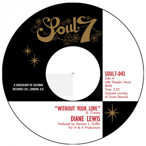LEWIS, Diane - Without Your Love