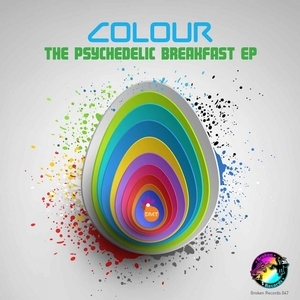 COLOUR/NEURODRIVER - The Psychedelic Breakfast EP