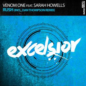 VENOM ONE feat SARAH HOWELLS - Rush