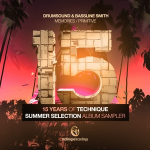 DRUMSOUND & BASSLINE SMITH - 15 Years Of Technique/Summer Selection (Album Sampler)