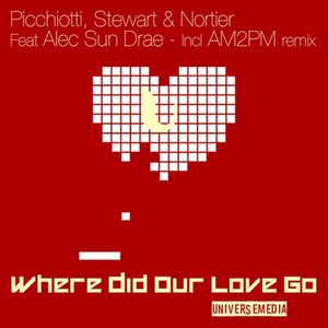 PICCHIOTTI/STEWERT & NORTIER feat ALEC SUN DRAE - Where Did Our Love Go