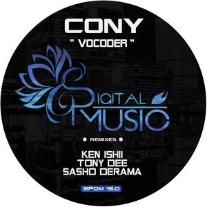 CONY - Vocoder EP