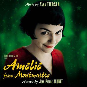 YANN TIERSEN - Amelie From Montmartre