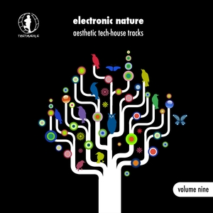 VARIOUS - Electronic Nature Vol 9 (Aesthetic Tech House Tracks)