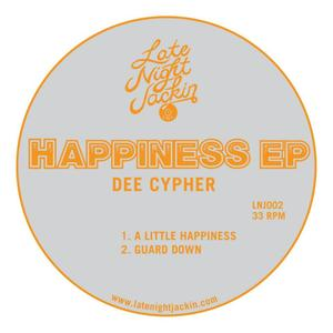 DEE CYPHER - Happiness EP