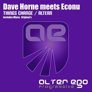 HORNE, Dave meets ECONU - Things Change/Altern