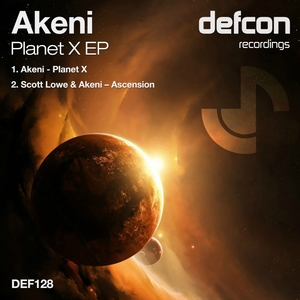 AKENI - Planet X EP
