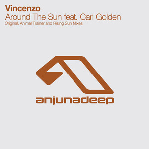 VINCENZO feat CARI GOLDEN - Around The Sun