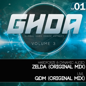 HARDFORZE/DYNAMIC AUDIO/UVL - GHDA Releases S3-01
