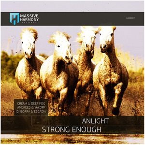 ANLIGHT - Strong Enough