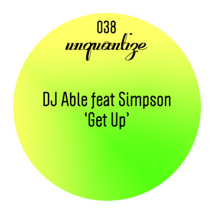 DJ ABLE feat SIMPSON - Get Up