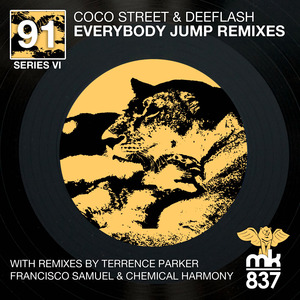 DEEFLASH/COCO STREET - Everybody Jump (remixes)