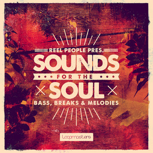 REEL PEOPLE - Sounds For The Soul (Sample Pack WAV/APPLE/LIVE/REASON)