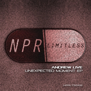 LIVE, Andrew - Unexpected Moment EP