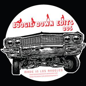 BOOGIE DOWN EDITS - Boogie Down Edits 005