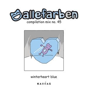 VARIOUS - Alle Farben 45 (Winterheart Blue)