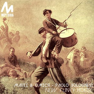 MATTEI & OMICH/PAOLO BOLOGNESI - New Funky House