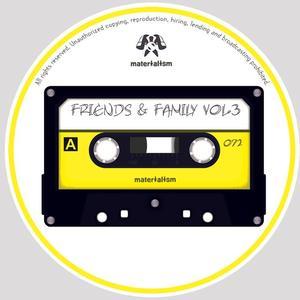 CDC/DRUNK DANIELS/ADAPTER - Friends & Family Vol 3