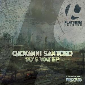 SANTORO, Giovanni - 90's Way EP