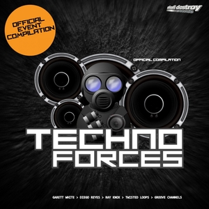 VARIOUS - Techno Forces