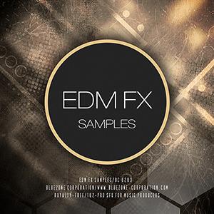 BLUEZONE CORPORATION - EDM FX Samples (Sample Pack WAV/AIFF)