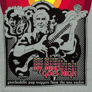 VARIOUS - My Mind Goes High: Psychedelic Pop Nuggets From The WEA Vaults