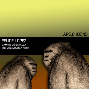 LOPEZ, Felipe - Campos De Batalla