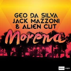 DA SILVA, Geo/JACK MAZZONI/ALIEN CUT - Morena