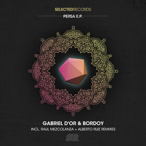 GABRIEL DOR/BORDOY - Persa EP