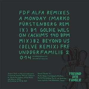 FREUND DER FAMILIE - ALFA (remixes 02)