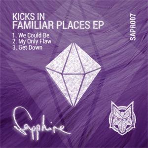 ERBAN FOX - Kicks In Familiar Places EP