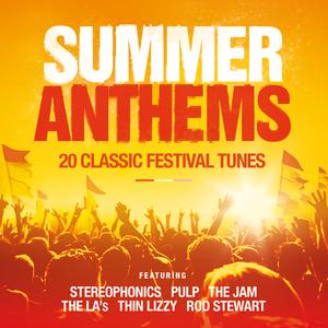 VARIOUS - Summer Anthems (Explicit)
