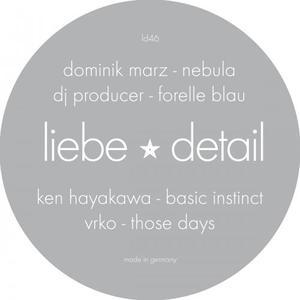MARZ, Dominik/DJ PRODUCER/KEN HAYAKAWA/VRKO - Nebula