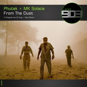 PHUTEK/MK SOLACE - From The Dust