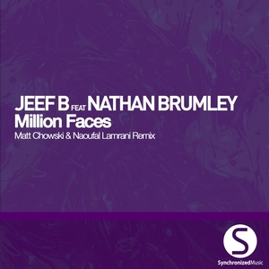 JEEF B feat NATHAN BRUMLEY - Million Faces