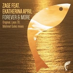 ZAGE feat EKATHERINA APRIL - Forever & More