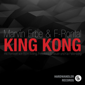 F RONTAL/MARVIN ERBE - King Kong EP