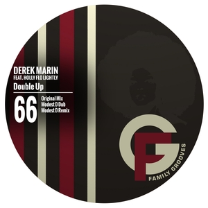 MARIN, Derek feat HOLLY FLO LIGHTLY - Double Up
