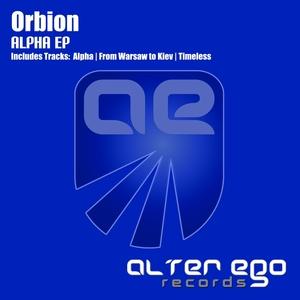 ORBION - Alpha EP