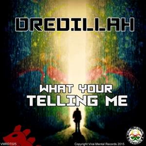 DREDILLAH - What Your Telling Me