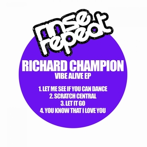 CHAMPION, Richard - Vibe Alive EP