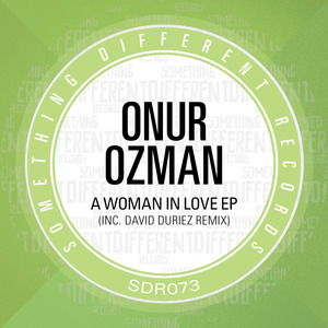 OZMAN, Onur - A Woman In Love EP