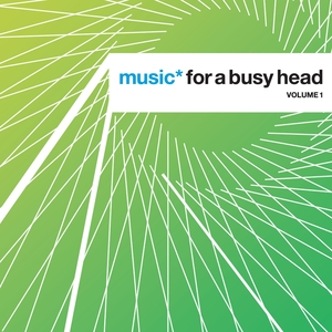 COLDRICK, Matt - Music For A Busy Head Vol 1