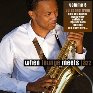 VARIOUS - When Lounge Meets Jazz Vol 5