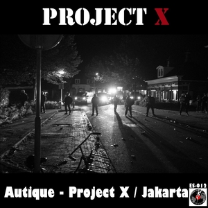 AUTIQUE - Project X