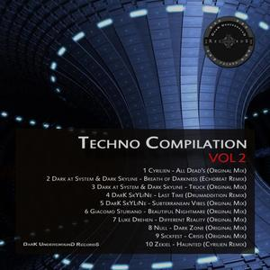 VARIOUS - Techno Compilation Vol 2