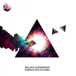 MALAKY/BONE MAN - Forgotten Futures
