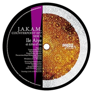 JAKAM - Counterpoint EP 7