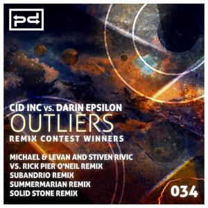 CID INC vs DARIN EPSILON - Outliers (Remix Contest Winners)