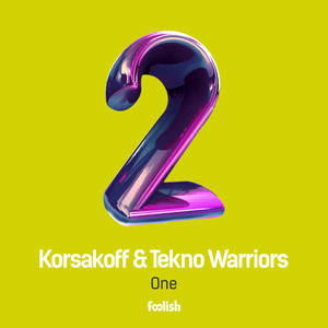 KORSAKOFF/TEKNO WARRIORS - One